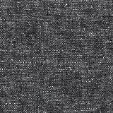 Kaufman Essex Yarn Dyed Linen Blend Black Fabric By The Yard