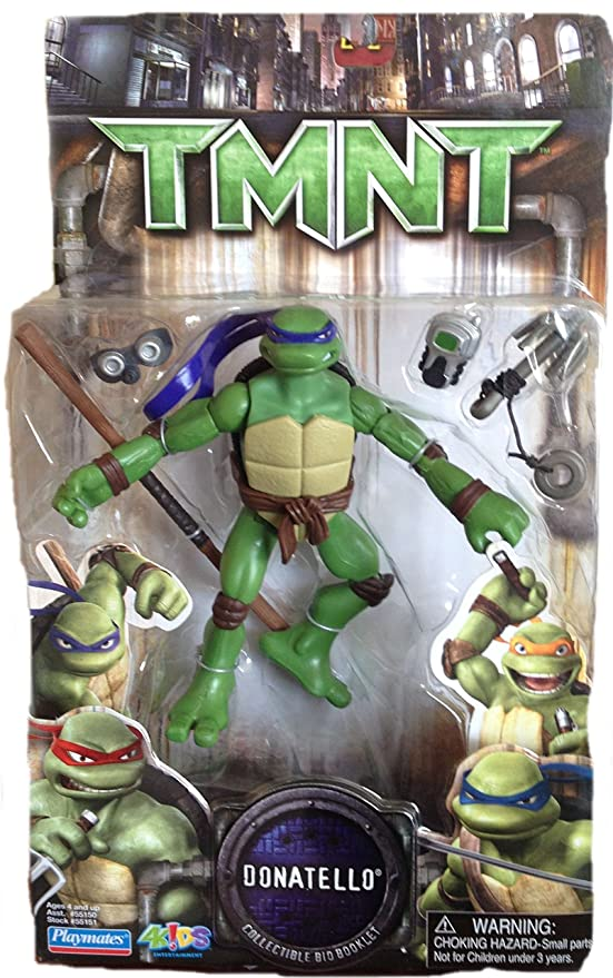 Vivid Imaginations Teenage Mutant Ninja Turtles Donatello ...
