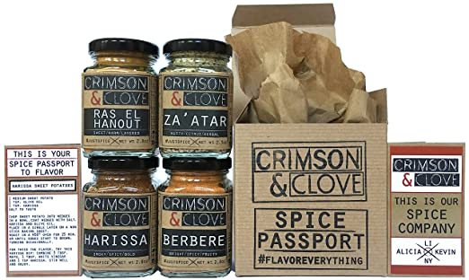 Spice Passport Foodie Gift Set
