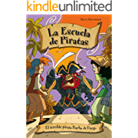 El terrible pirata Barba de fuego (La escuela de Piratas nº 3)