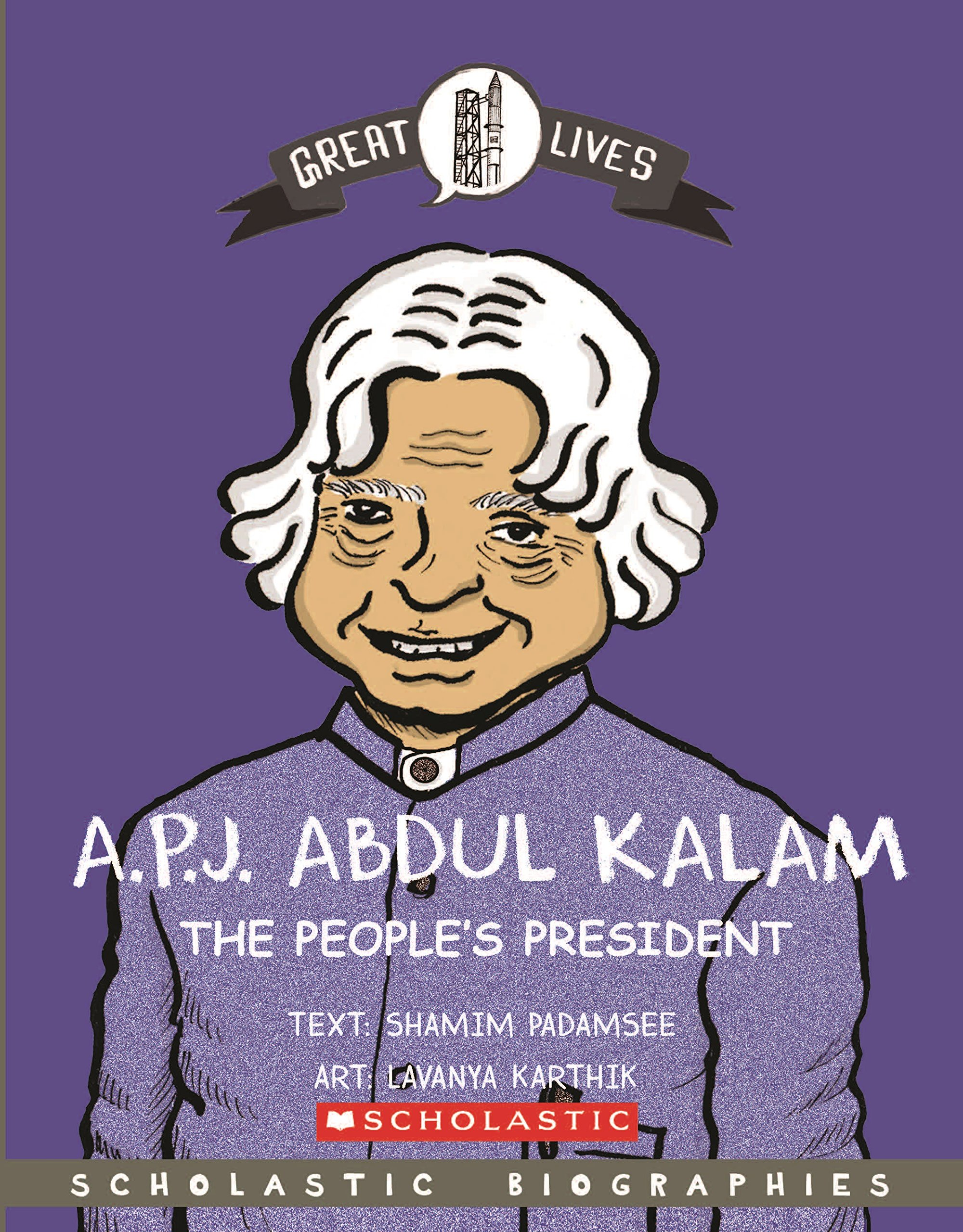 Buy Great Lives: A.P.J. Abdul Kalam - The People's President Book ...