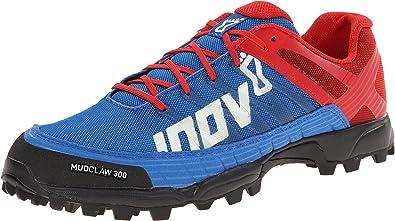 inov-8 Mudclaw 300 - Zapatillas trail running - rojo/azul Talla 40 ...