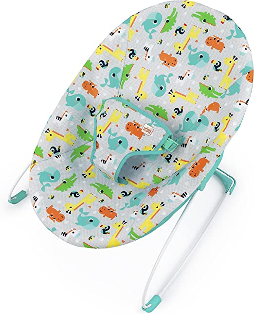 Bright Starts 10569 - Saltador jungle jumble: Amazon.es: Bebé