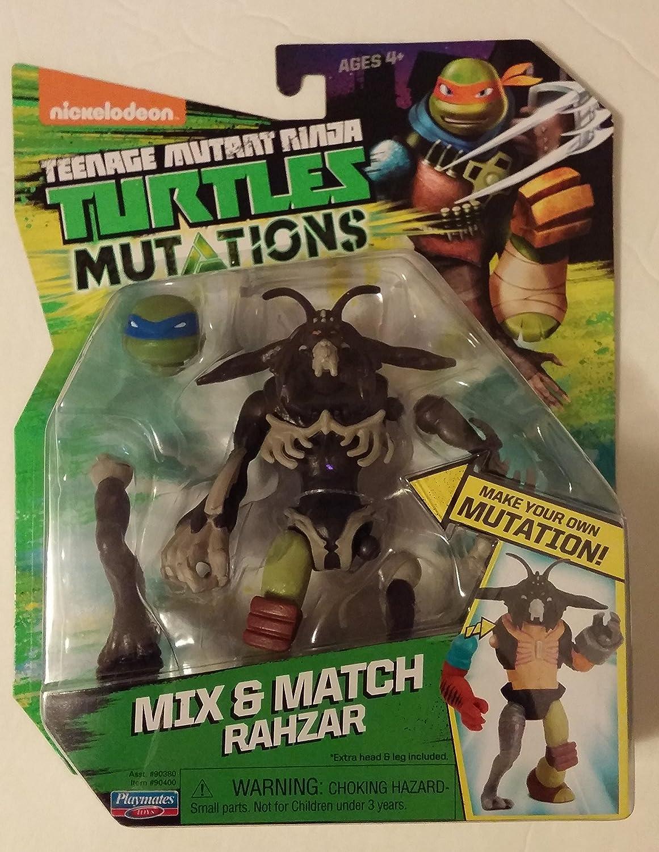Teenage Mutant Ninja Turtles Mix & Match Rahzar Figure