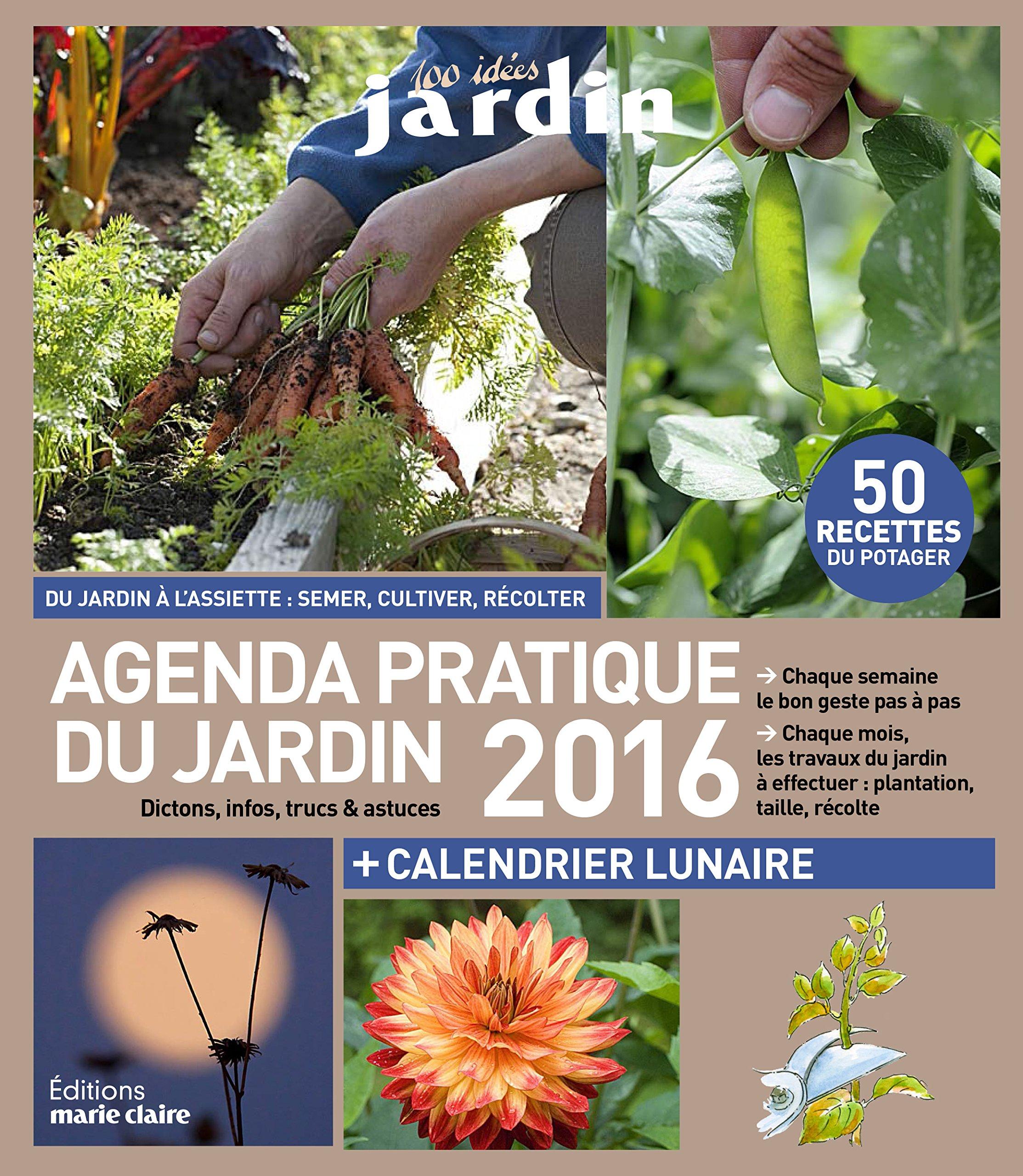 Agenda Jardin 2016: Amazon.de: Philippe Bonduel, Sandra ...