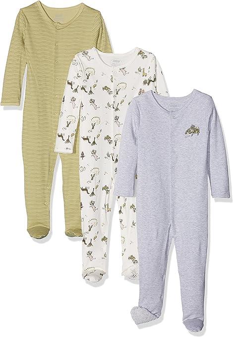 Mamas & Papas Pelele (Pack de 3) para Bebés
