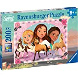 Ravensburger Spirit Adventure with Lucky Puzzle 200pc