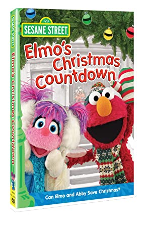 Amazon.com: Elmo's Christmas Countdown: Sesame Street: Movies & TV