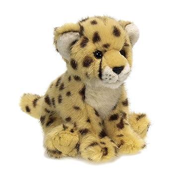 WWF WWF15505 - Universal Trends Peluche cheetah sentado 15 cm