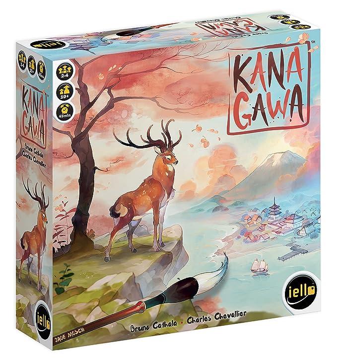 Kanagawa jeux japon liège