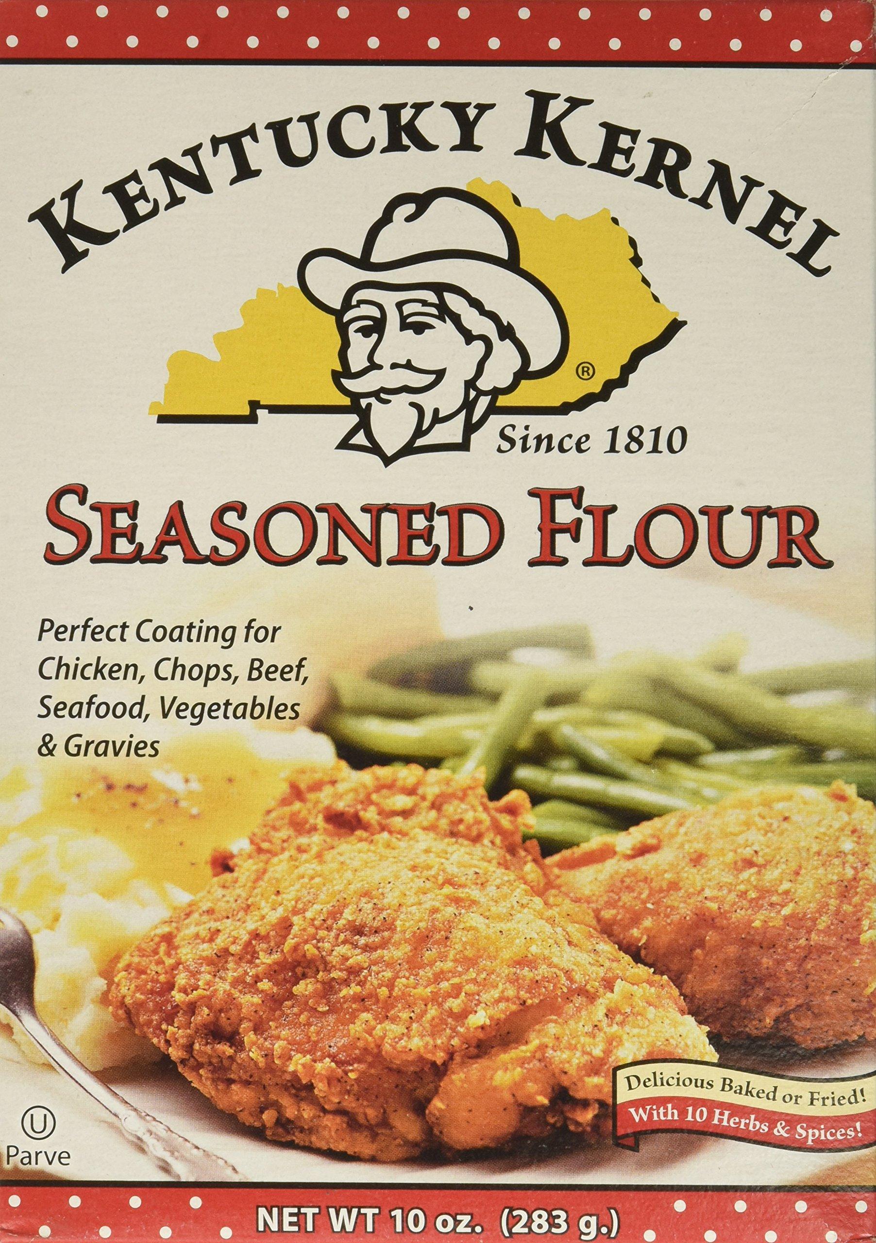 Amazon.com : Big Spring Mill A-No.-1 Seasoned Flour : Meat