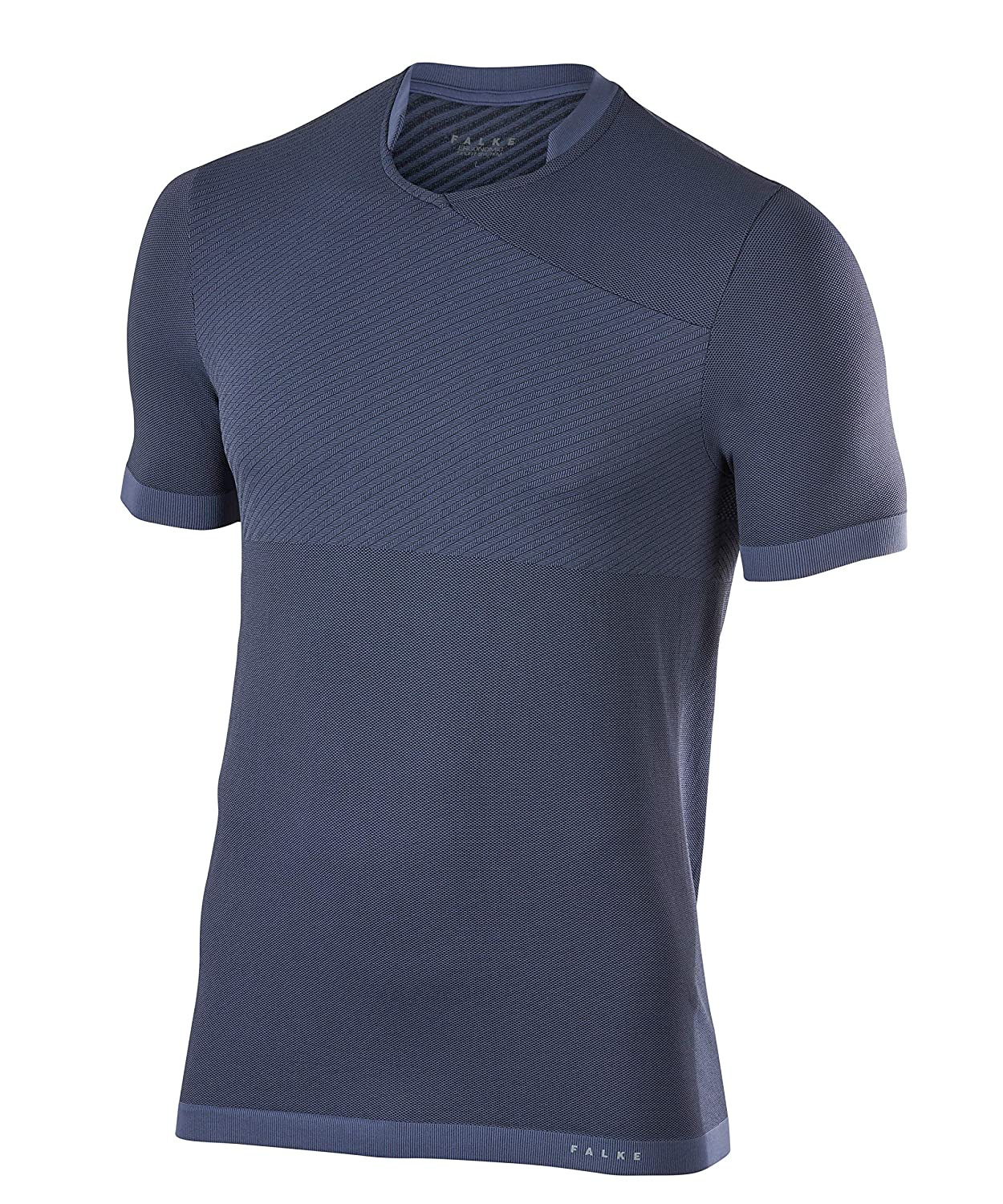 FALKE Mens Fitness T-Shirt Captin Blue