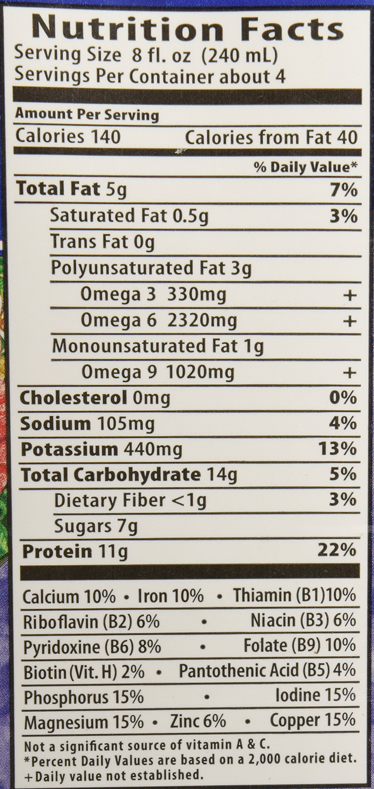 Eden Foods, Soy Milk Original Organic, 32 Fl Oz by Eden (Image #2)