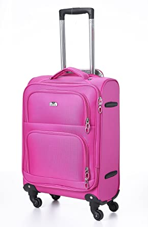 Aerolite Super-Lightweight Suitcase Luggage, World Lightest ...
