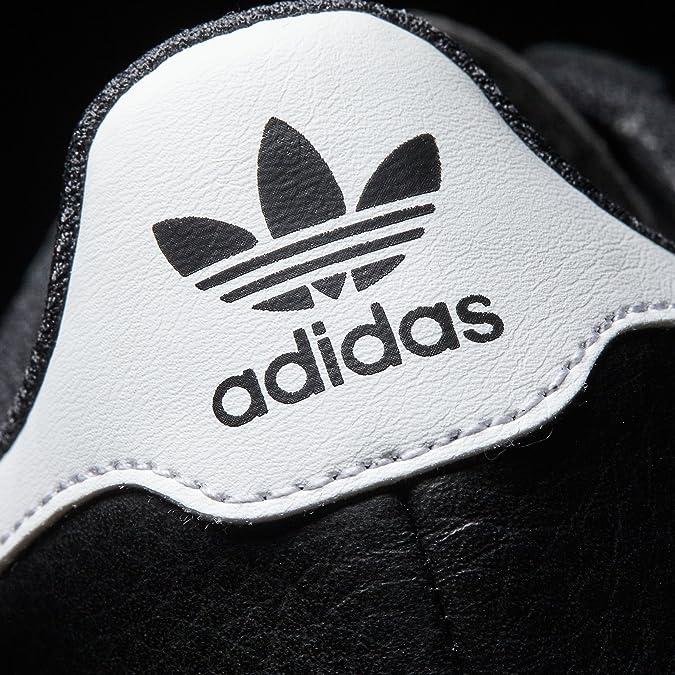 adidas Originals 350, Scarpe Sneakers Uomo (44 EU, Black