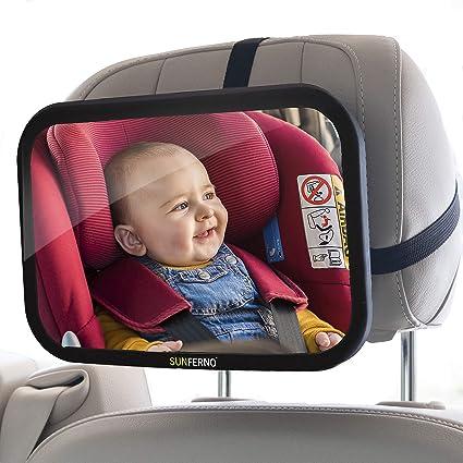 Sunferno Baby Car Mirror - Honestly Affordable