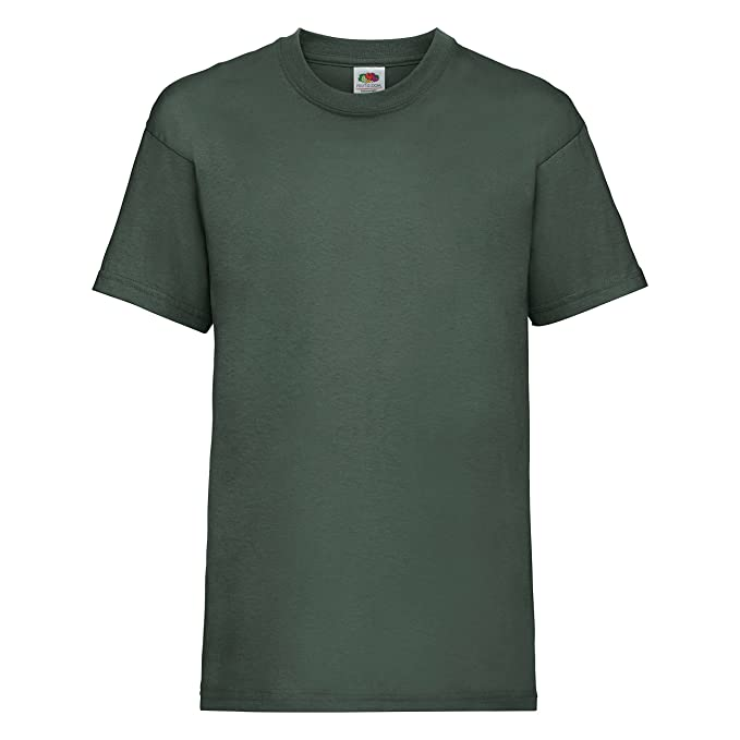 662ebeeb3818b Fruit of the Loom T- Shirt Garçon  Amazon.fr  Vêtements et accessoires
