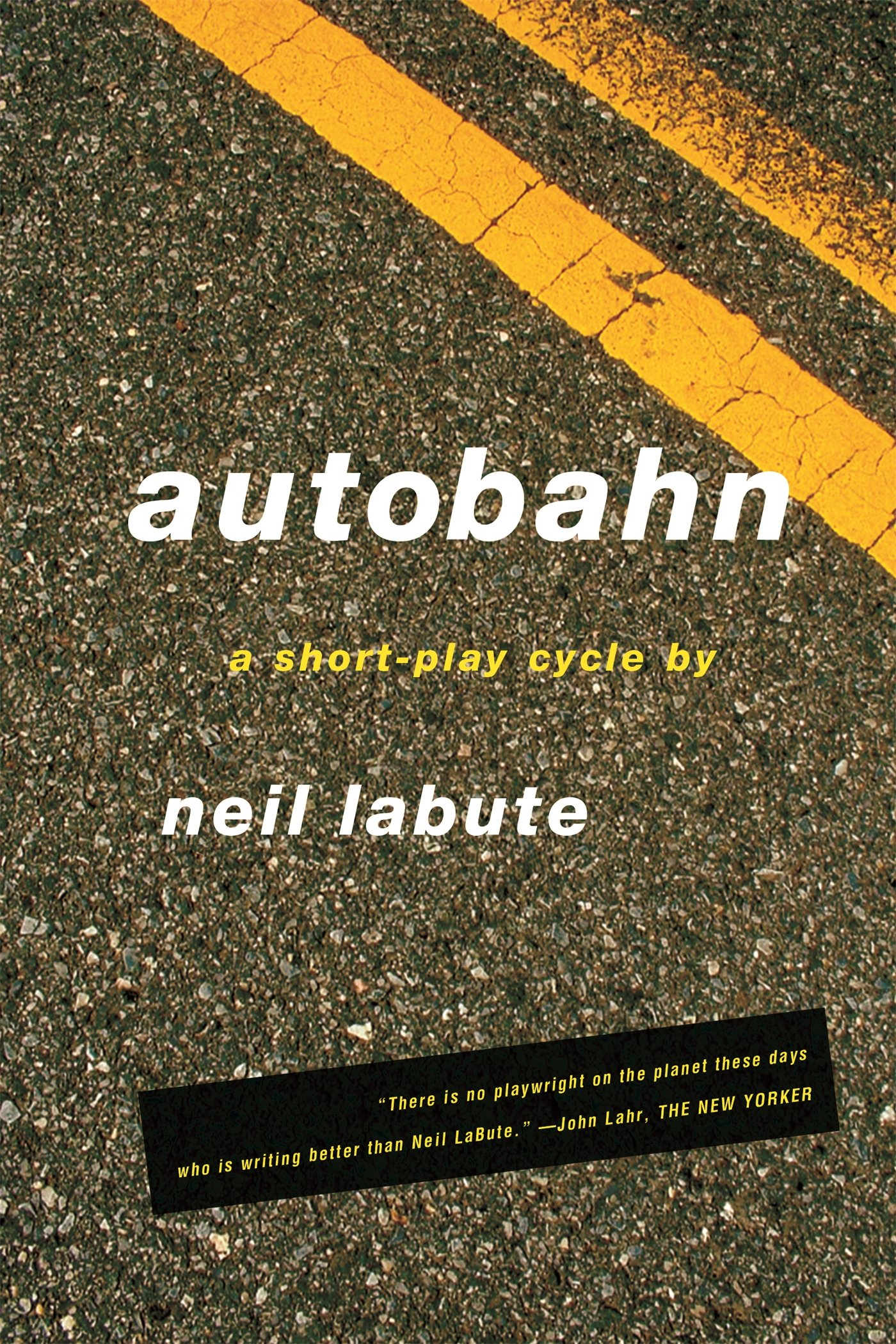 Autobahn: A Short-Play Cycle PDF