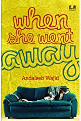 When She Went Away Kindle Edition