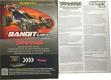 Traxxas Bandit Vxl Manual Enthusiast Wiring Diagrams
