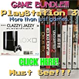 Sony Playstation 3 80 GB Backwards Compatible