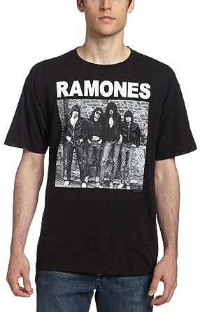 Amazon.com: Bravado Men's Ramones 1St Album T-Shirt: Fashion T ...