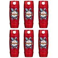 Deals on 6 Pack Old Spice Wild Collection Body Wash Krakengard 16 oz