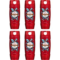 6-Pack Old Spice Wild Collection Body Wash, Krakengard, 16 Fluid Ounce