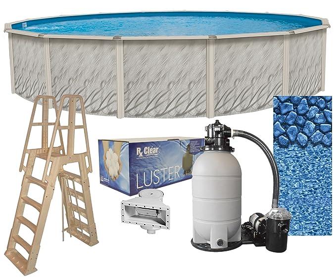 Amazon.com: Wilbar Meadows - Juego de piscina: Jardín y ...