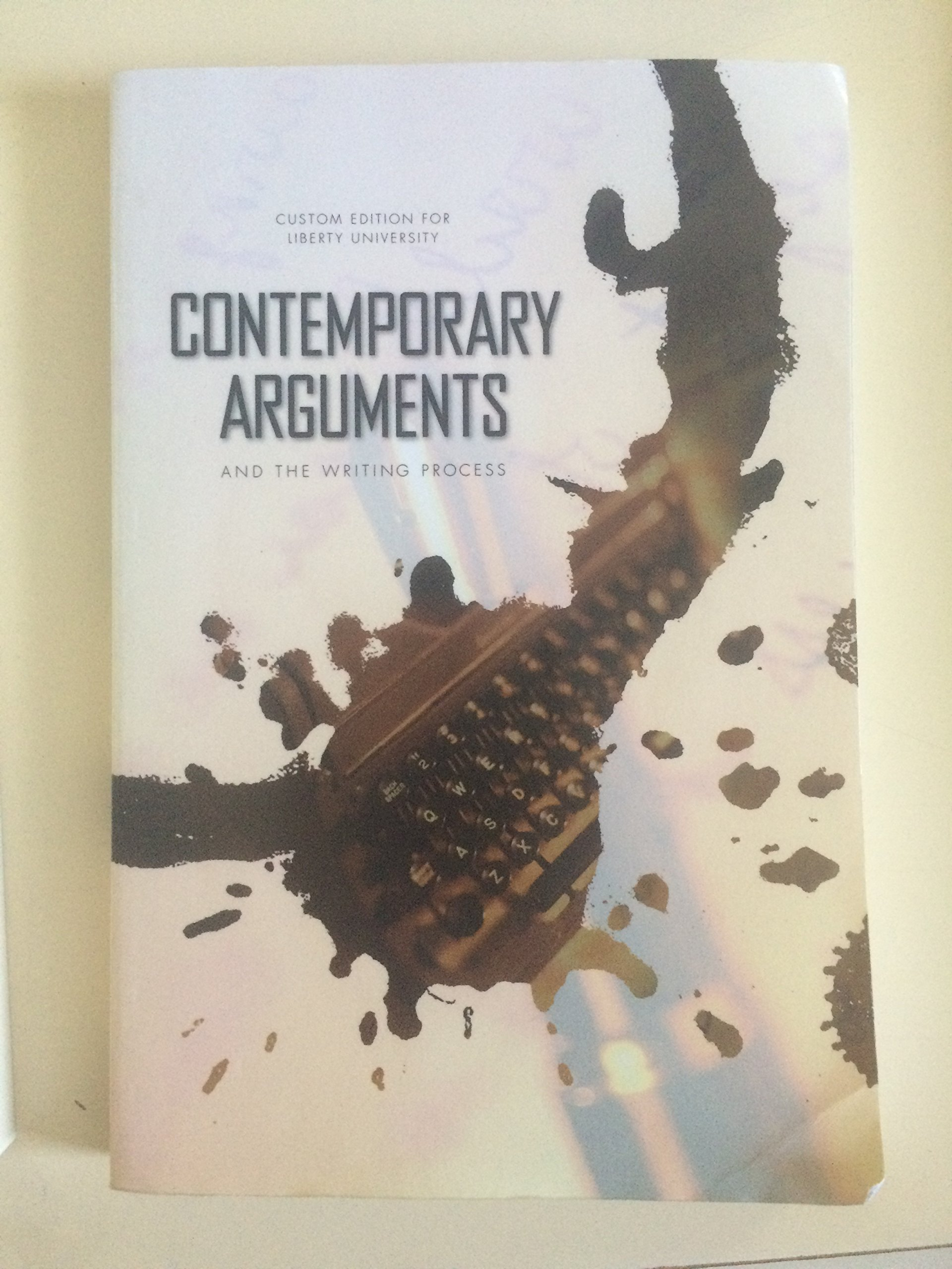 Contemproary Arguments and the Writing Process PDF