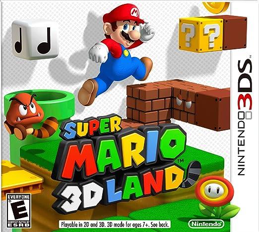 Super Mario 3D Land, 3DS