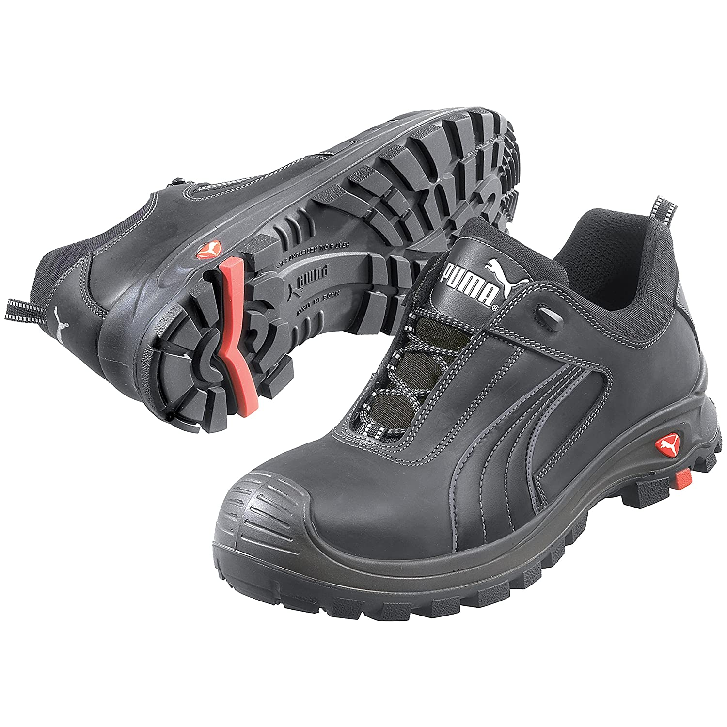 Puma Men's Safety Cascades Eh Low Safety Toe Boots: Amazon