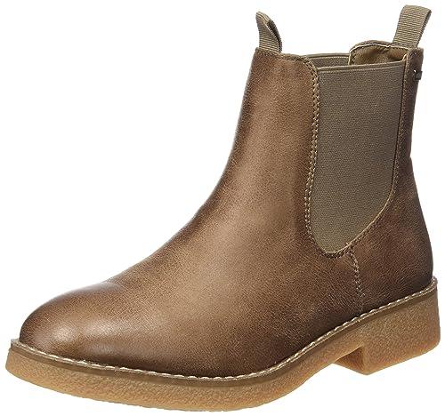 aeaed01b MTNG Collection (MTNGC) 51664 - Botas cortas para mujer, color Marrón,  talla 36: Amazon.es: Zapatos y complementos