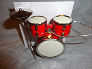 Drum Set Ornament 3