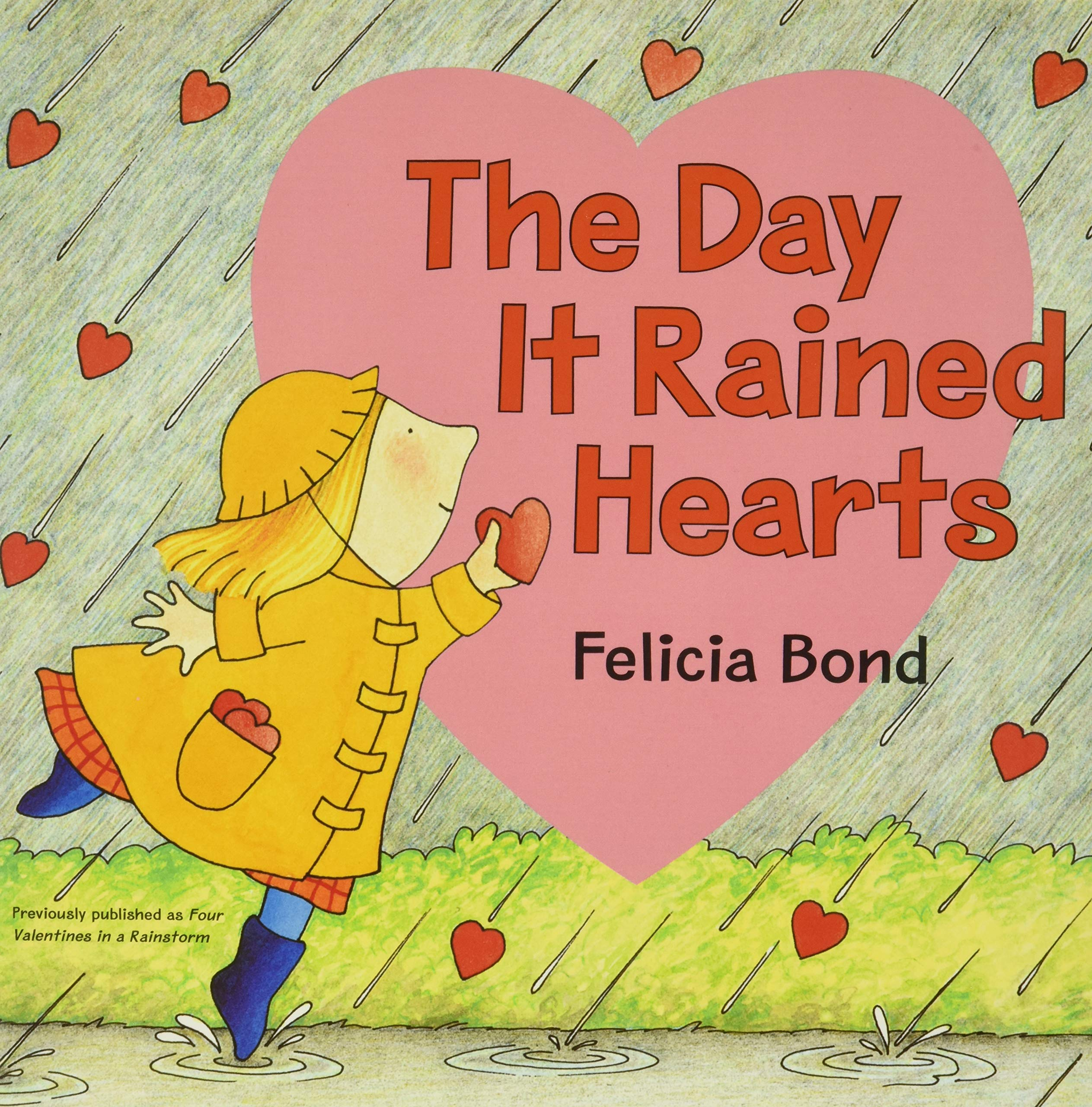 Image result for the day it rained hearts