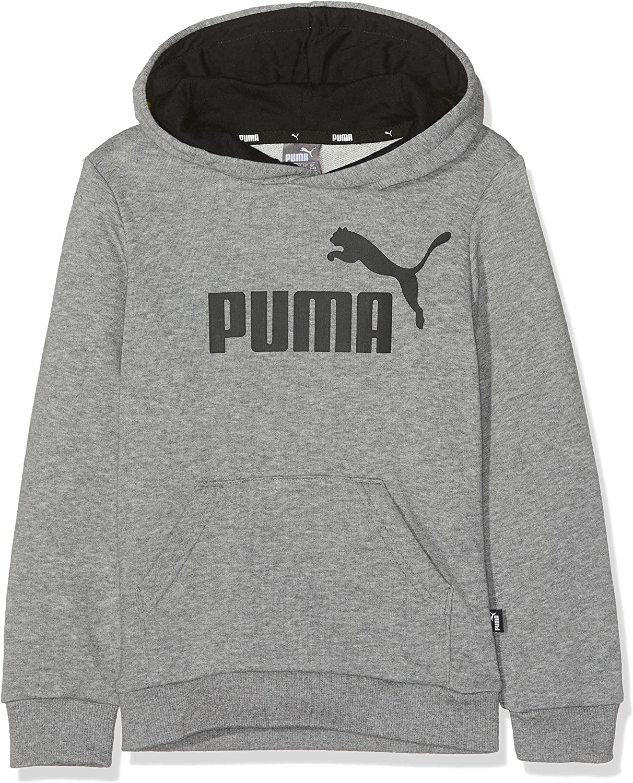 Puma Ess Logo FL B Bambini Felpa Unisex