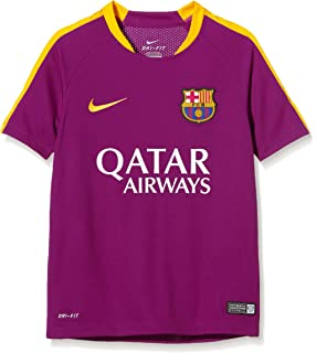 Nike FC Barcelona Pre-Match Training Mens Jersey [DYNAMIC BERRY]