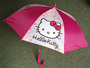 Paraguas automatico Hello Kitty