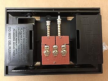 nutone broan door bell chime mechanism assembly fits most chime nutone broan door bell chime mechanism assembly fits most chime models
