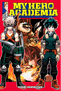Amazon com: My Hero Academia, Vol  11: End of the Beginning