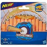 Nerf - Elite 12 dardos accustrike (Hasbro C0162EU4)