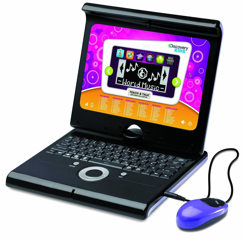 Buy Discovery Kids Exploration A Countivity Laptop Purple line
