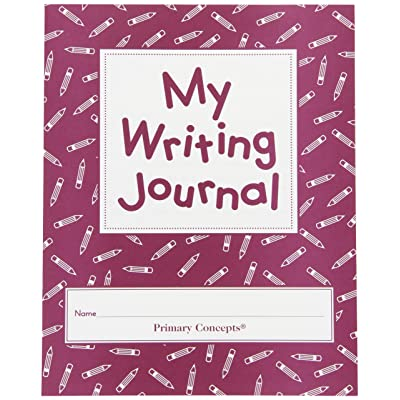 Primary Concepts My Writing Journal - W1267: Industrial & Scientific