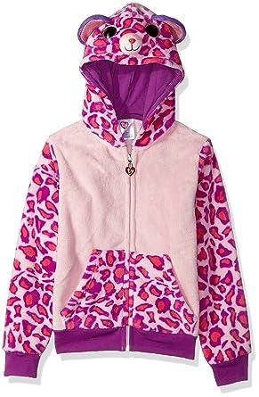 368d2e1ce35 Amazon.com  TY Beanie Boos Girls  Beanie Boos Zip Up Hoodie  Clothing