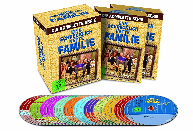 Eine schrecklich nette Familie Al Bundy DVD amazon