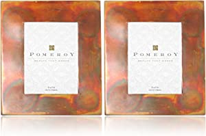 "Pomeroy Set of 2 Burnham Frames (4"" x 6""), Burned Copper"