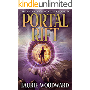 Portal Rift: A Fantasy Adventure (The Artania Chronicles Book 4)
