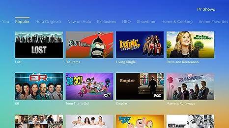 Amazon Com Hulu Live And On Demand Tv Movies Originals More