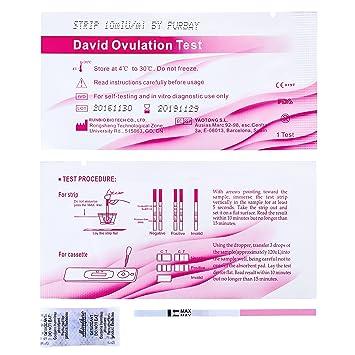 David Ovulationstest