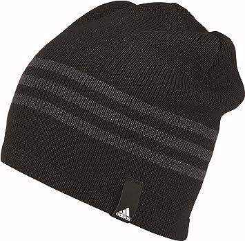 2f41520c adidas Tiro Beanie Knitted Hat - BQ1662 Black, BLACK/DKGREY: Amazon ...